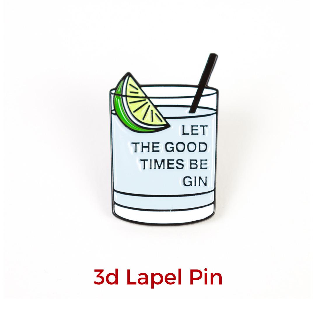 3D Lapel