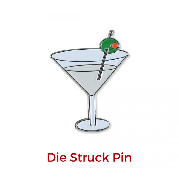 Die-Struck-Pin