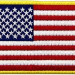 Border options Offered For Embroidered Patches