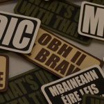 How Custom Name Patches Help an Organisational staff to Look More Professional?