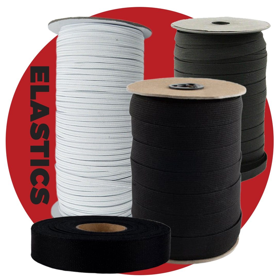 Knitted Elastic Tapes