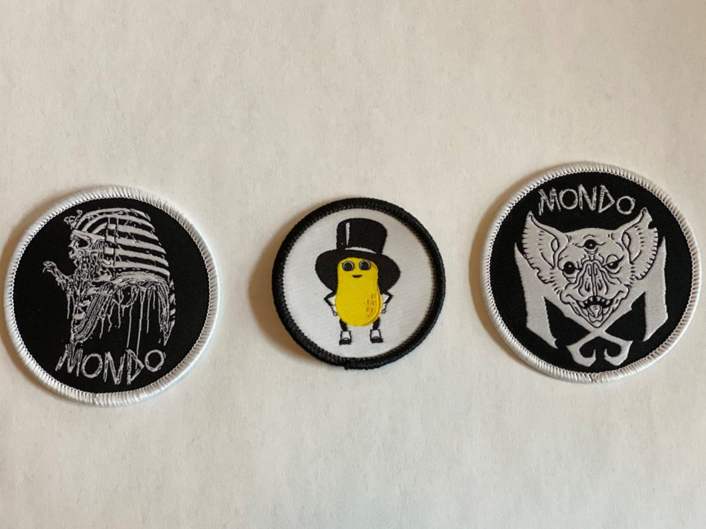 Corporate Patches