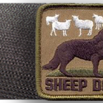 Military Patches - Blank Patches - Name Patches