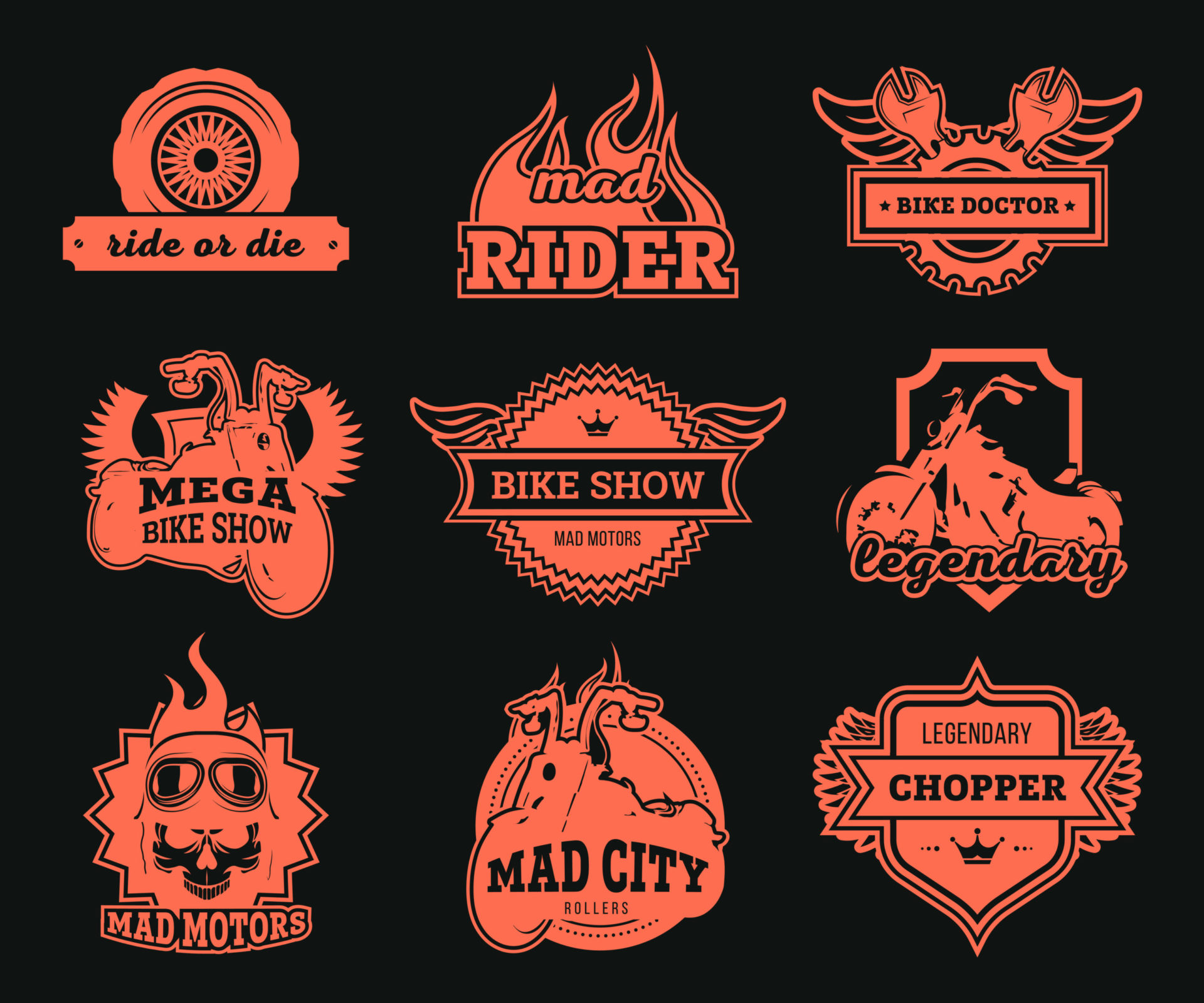 custom patches and backings